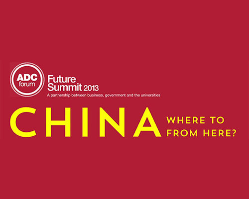 CHINA SUMMIT CONFERENCE